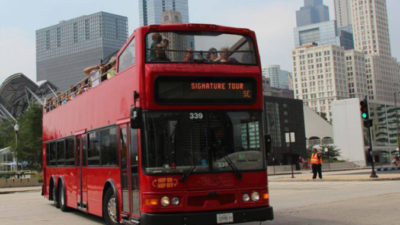 Permalink to:Hop On Hop Off Double Decker Bus Tour in Chicago